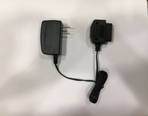 AC Adapter for AT&T ZTE Mobley OBD 2 LTE Wi-Fi Hotspot Devic