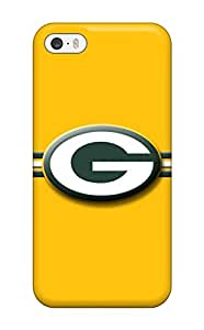 First-class Case Cover For Iphone 6 4.7 Dual Protection Cover Green Bay Packers(3D PC Soft Case)