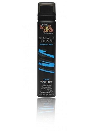 Bondi Sands - Summer Bronze Instant Tan - Wash Off, Perfect for Legs & Arms - Dark