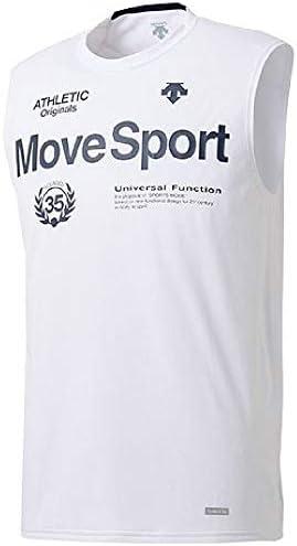 ノースリーブシャツ メンズ デサント DESCENTE/クーリスト シャツ MoveSport スポーツウェア UVカット(UPF15) 吸汗速乾 トレーニング ランニング/DMMPJA58