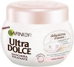 Garnier – Ultra Dolce delicatezza D Avena – Máscara Hidratante Pelo delicados 300 ml