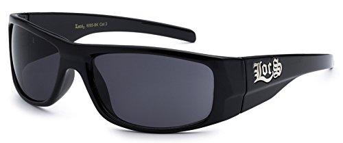5Zero1 Locs Hardcore Shades Men Women Gangster Punk Biking Rider Sport Fashion Sunglasses