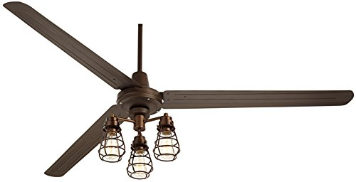 72 inch ceiling fan with remote - 7