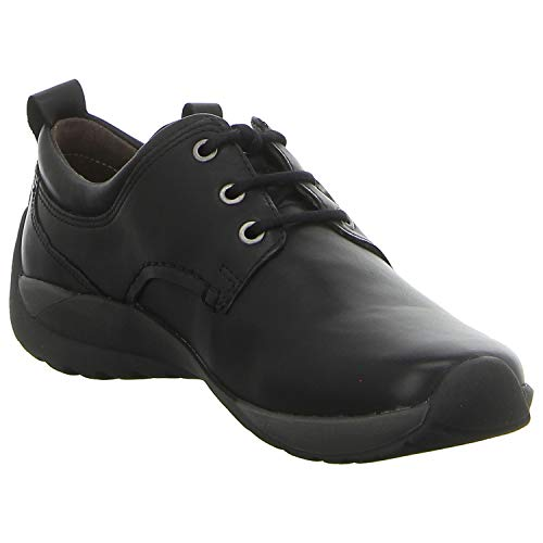 Donna Derby active Moonlight camel Stringate Nero Scarpe 1 Black 76 aXUPqqSwY