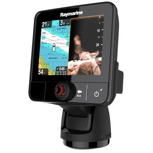 """Raymarine Dragonfly 5.7"""" GPS/Fishfinder Combo W/Transom Mount - No Ch Fish Finders And Other Electronics Raymarine"""