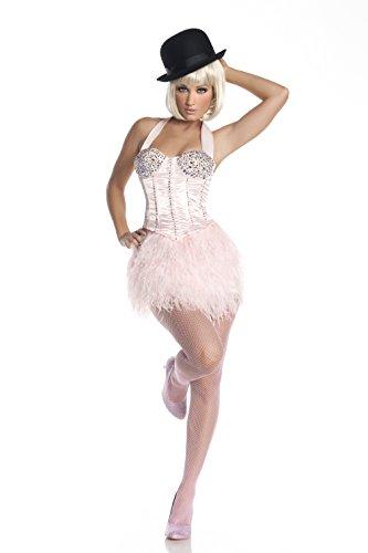Mystery House Burlesque Ballerina Deluxe Costume