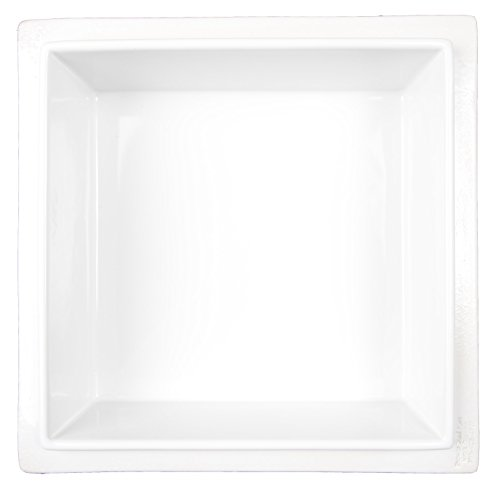 CleanLine One Compartment Recessed Shower Shelf Niche Tile Shampoo by shower-shelf