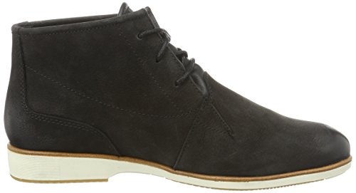 Tamaris Women's 25101 Chukka Boots, Beige Black (Black 001)