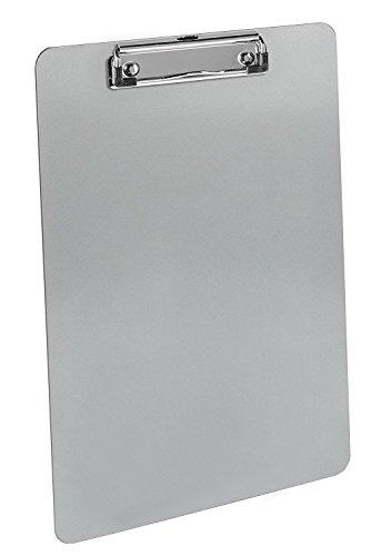Acrimet Aluminum Clipboard Letter Profile