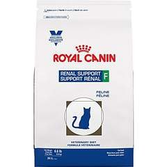 Food Diet Kidney Canine (Royal Canin Veterinary Diet Renal Support F Dry Cat Food 3 lb)