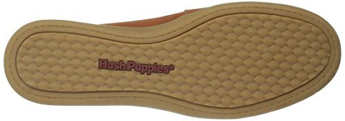 Hush Puppies Donna Ryann Claudine Slip-on Mocassino Arancione Scuro