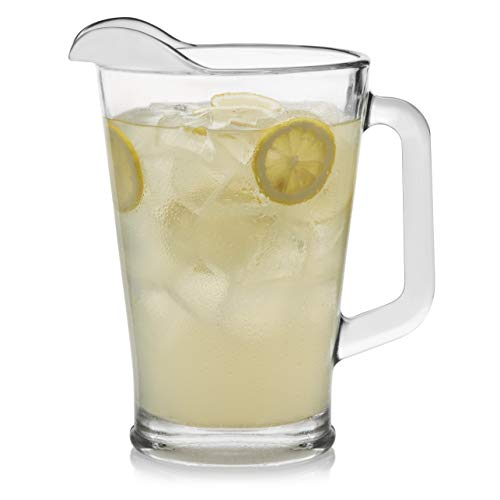 Libbey Glass Pitcher, 60-ounce
