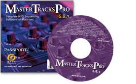 Master Tracks Pro by Passport