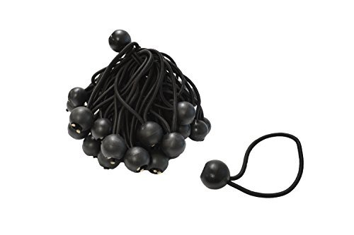 6'' Bungee Balls (50 Pack) by EZ Travel Collection