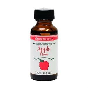 Lorann Hard Candy Flavoring Apple Oil Flavor 1 Ounce