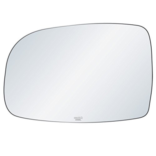 Rugged TUFF exactafit 8623L Replacement Lens Side Mirror Glass fits Driver Left Hand LH for Ford Windstar Van 1995-2003