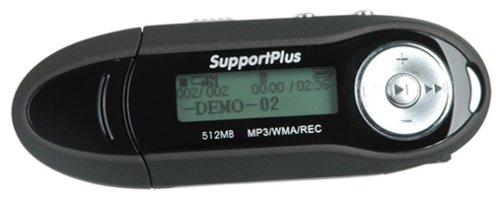 MP3 PLAYER SUPPORTPLUS TREIBER WINDOWS XP