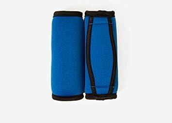 Zll Señor de casa attrezzature Fitness Manillar/fina brazo mancuernas Aerobic de muscolo/Sports/Hombre Formación Brazo, azul: Amazon.es: Deportes y aire ...