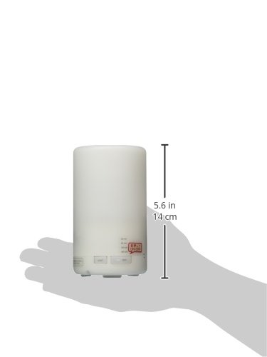 muji aroma diffuser 11ss ultrasonic waves with light buy. Black Bedroom Furniture Sets. Home Design Ideas