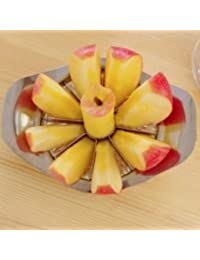 Acquisition Stainless Steel Apple Corers Slicer Cutter Fruit Knife lowestprice