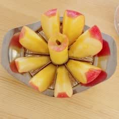 Stainless Steel Apple Corers Slicer Cutter Fruit Knife