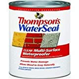 Thompsons 10104 MultiSurface Water Seal Waterproofer