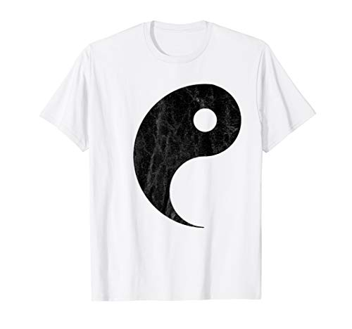 Yin Yang Couples Halloween T-shirt Costume for Best -