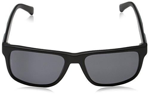 Matte Armani Black Gafas Adulto 504281 Sol Unisex de Emporio w6USxYOqY