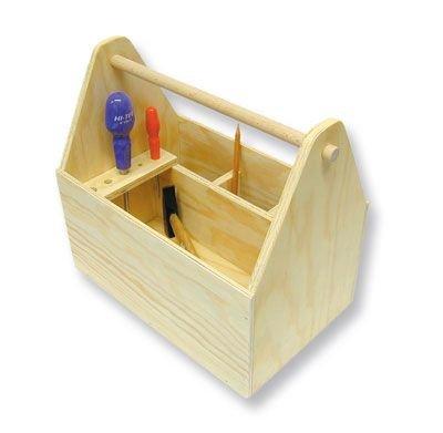 Häufig Werkzeugkiste, Bausatz zum Selberbauen K83166 Bausatz für Kinder YY27