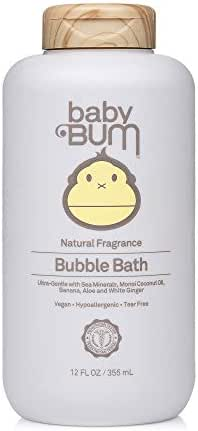 Baby Shampoo: Baby Bum Bubble Bath