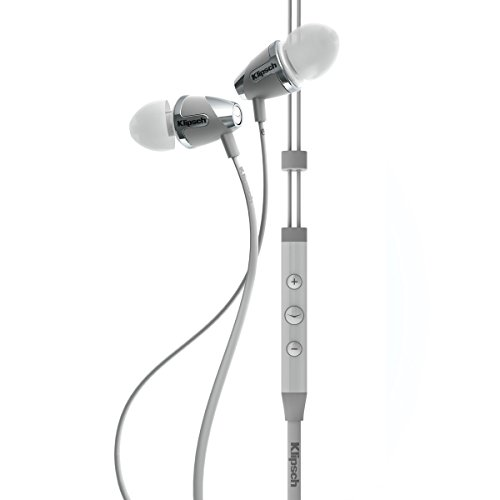 Klipsch Image S4i - White In-Ear Headphones (Certified Refurbished)