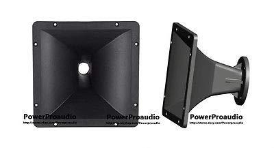 FidgetFidget Square Horn For Martin Audio Speaker and So on 9'' x 9''
