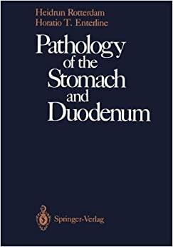 Epub Gratis Pathology Of The Stomach And Duodenum