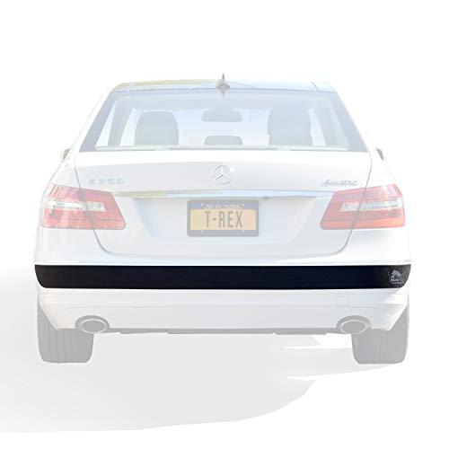 (T-Rex Bumper Protector, Front or Rear Bumper Guard for Cars (4