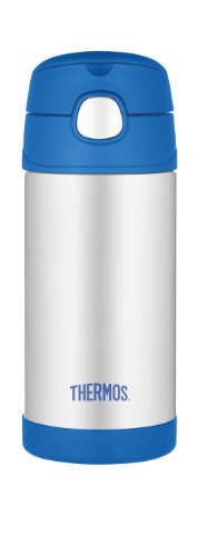 Thermos Funtainer Ounce Bottle Blue product image
