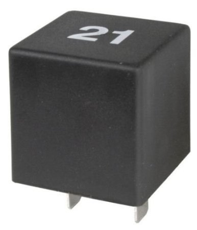 Indicator / Flasher Relay - 3 Pin inc Hazard