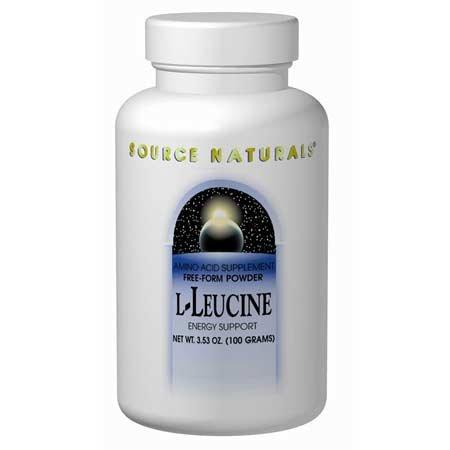 L-leucine - 3 oz
