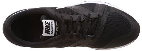Nike Air Epische Snelheid Tr Sneakers Zwart / Wit / Grijs (zwart / Wit-donkergrijs)