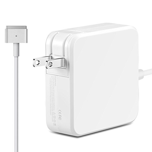 Macbook Air Charger, 45W T-Tip Power Adapter Ac Charger for