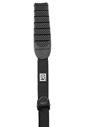 BlackRapid Breathe Cross Shot Camera Strap Black - Lens Coupler