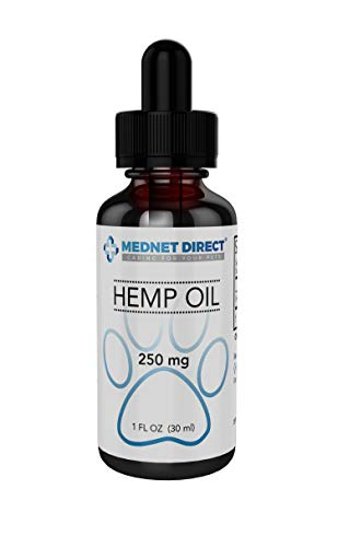 Cat Aid - Calming Hemp Oil for Dogs and Cats: Joint Support, Pain Relief and Sleep Aid for Pets - Natural Pet Supplements for Cat and Dog Anxiety Relief, Arthritis Relief, Hip Health and More - 1 Fl Oz, 250 Mg