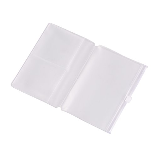 (2-Pack) Zipper Case & Kraft Folder Refill Inserts for Passport Size Travelers Notebook Photo #2
