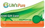 Life's Pure Gift Card image