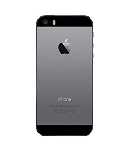 huge discount 57845 7f97c DigiDyne Full Body Housing Metal Body Panel Replacement for iPhone 5S Space  Grey Color (NOT Suitable for iPhone 5)