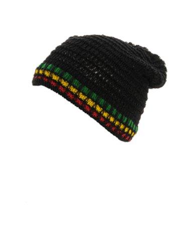 DE TEJIDA GORRITA de JUDAH craneo Rasta Jamaica LEON la rasta4real EvqUwzOxn