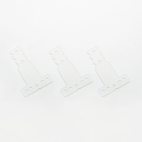 Frp Rear Suspension (FRP rear suspension plate (hard / RM / HM for / 3pcs / MR-03) MZW410H by Kyosho)