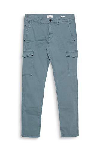 Edc Pantalones Hombre blue Azul By Esprit 430 Para rpwEgqrC