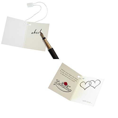 Zohula Mariage tongs blanc Zohula Party Pack - 20 paires de tongs tailles mixtes - 5 x 35-37, 10 x 38-39, 5 x 40-42