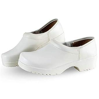 Maxguard Sabot Travail Femme Chaussures De Securite Blanche