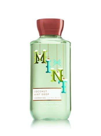 Bath and Body Works Coconut Mint Drop Shower Gel 10 ()